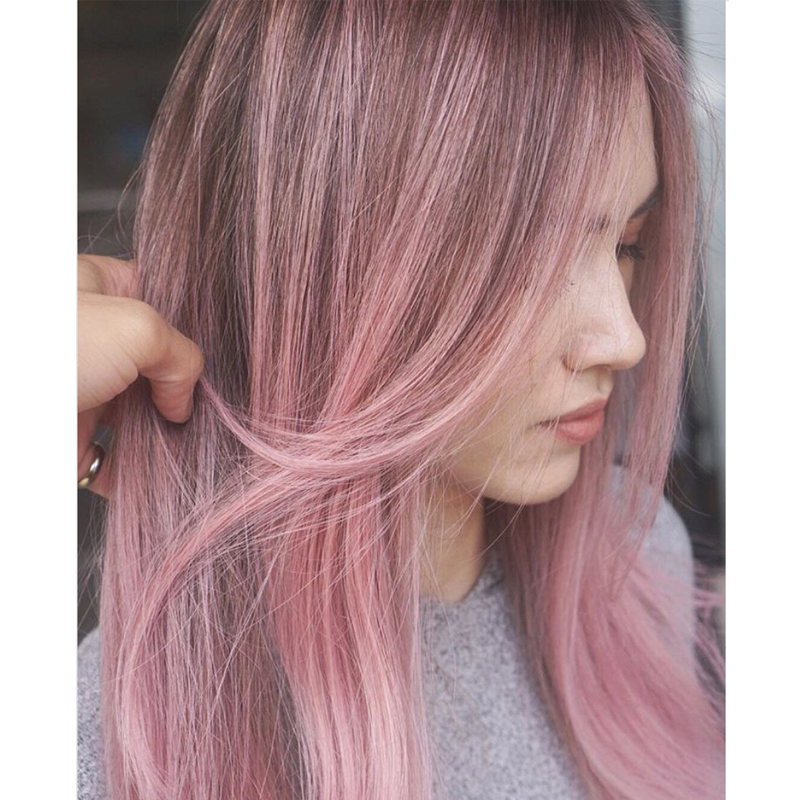 Jeffrey Robert Baby Soft Pink Color Formulas Steps @jeffreyrobert_ Instagram