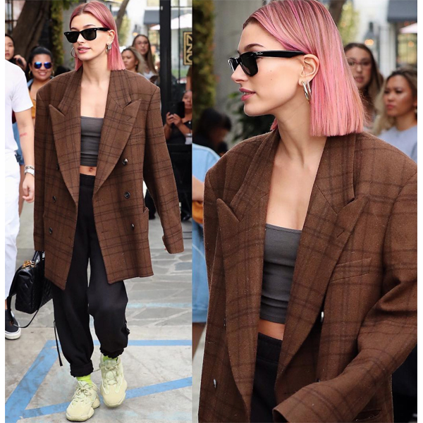 Joico Florido Celebrity Color Hailey Baldwin Dusty Rose Haircolor Formula Pink How To