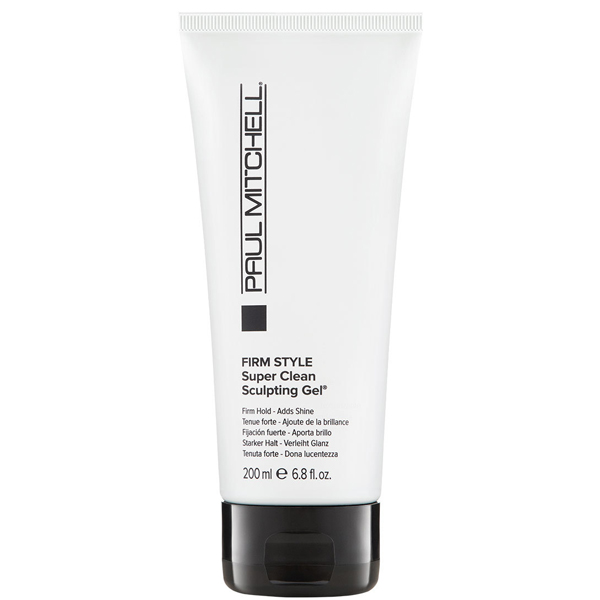 John Paul Mitchell Systems Firm Style Super Clean Sculpting Gel BTC Product Announcement Styling Firm Hold Adds Shine